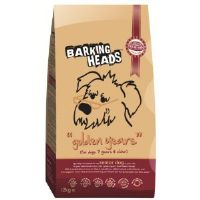 Barking Heads Golden Years Dog Food